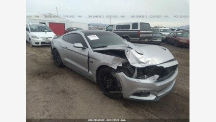 2017 Ford Mustang GT Coupe for sale 101484372