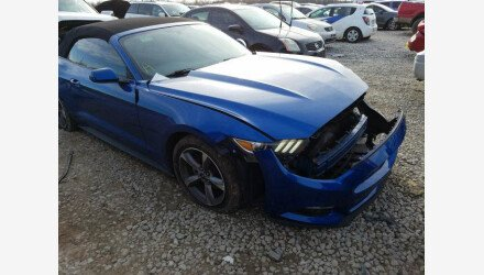 2017 Ford Mustang for sale 101488304