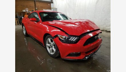 2017 Ford Mustang Coupe for sale 101503182
