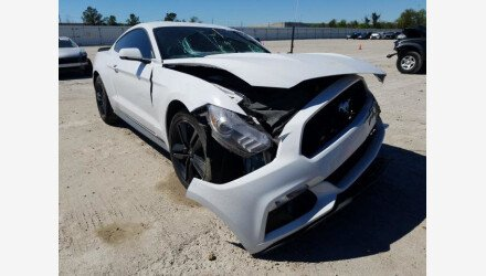 2017 Ford Mustang Coupe for sale 101503228