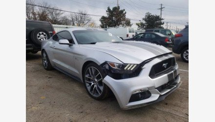 2017 Ford Mustang GT Coupe for sale 101504104