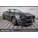 2017 Ford Mustang for sale 101560122