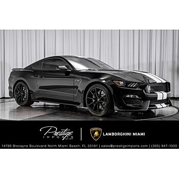 2017 Ford Mustang Shelby GT350 for sale 101568715