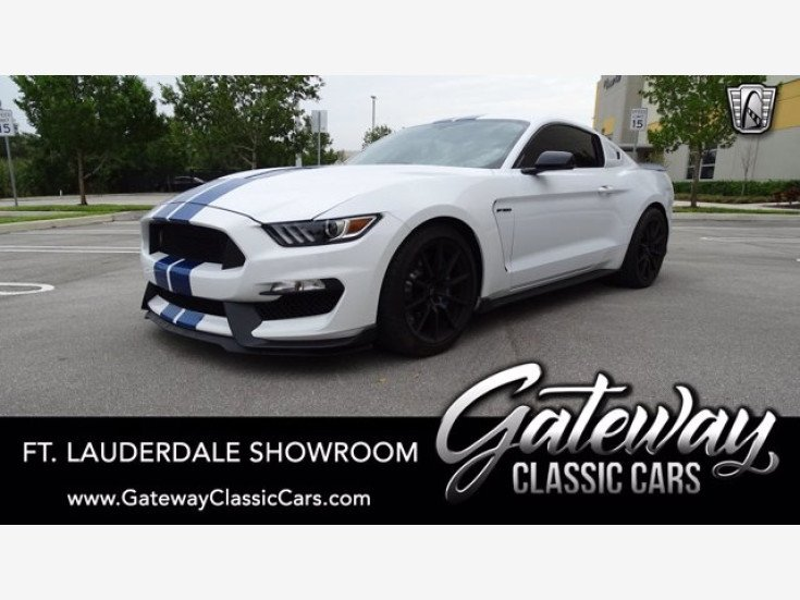 2017 Ford Mustang Shelby GT350 for sale 101607986
