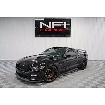 2017 Ford Mustang for sale 101630814