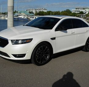 2017 Ford Taurus SHO for sale 101278283