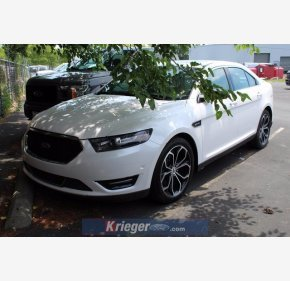 2017 Ford Taurus SHO for sale 101344926