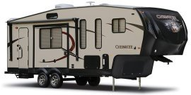 2017 Forest River Cherokee 255P specifications