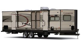 2017 Forest River Cherokee 284RJ specifications