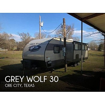 2017 Forest River Grey Wolf for sale 300186906