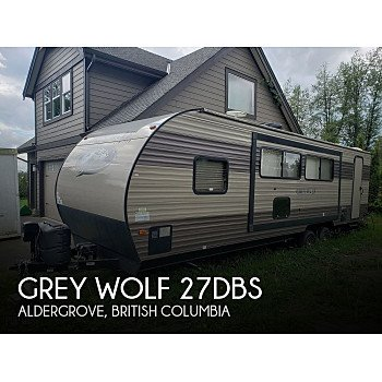 2017 Forest River Grey Wolf for sale 300233247
