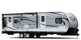 2017 Forest River Salem T32BHDS specifications