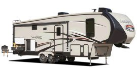 2017 Forest River Sandpiper 371REBH specifications
