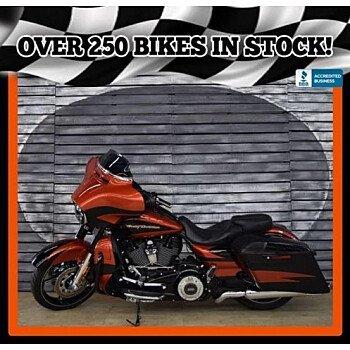 2017 Harley-Davidson CVO Street Glide for sale 200531497