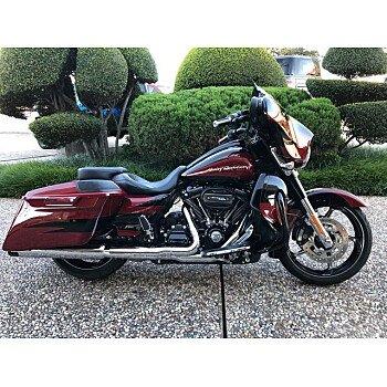 2017 Harley-Davidson CVO Street Glide for sale 200644078
