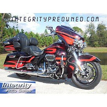 2017 Harley-Davidson CVO Limited for sale 200702425