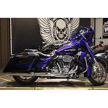 2017 Harley-Davidson CVO for sale 200712093