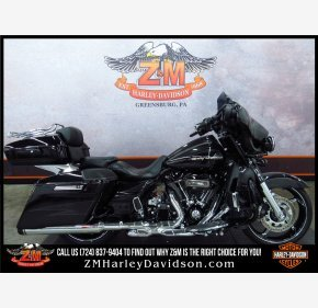 2017 Harley-Davidson CVO for sale 200615240