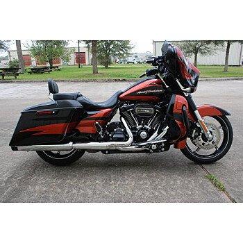 2017 Harley-Davidson CVO Street Glide for sale 200725245