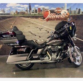 2017 Harley-Davidson CVO Limited for sale 200775326