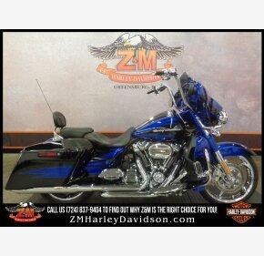 2017 Harley-Davidson CVO Street Glide for sale 200802870