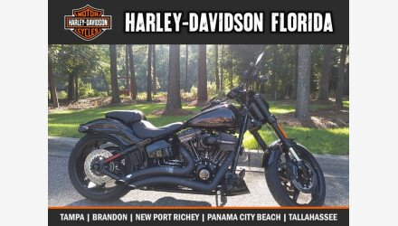 2017 Harley-Davidson CVO Breakout for sale 200816252