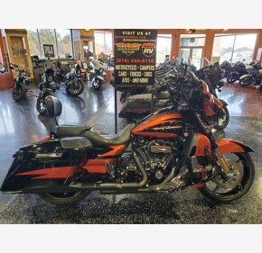 2017 Harley-Davidson CVO for sale 200834334