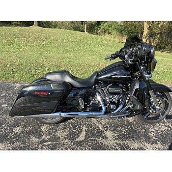 2017 Harley-Davidson CVO Street Glide for sale 200903796