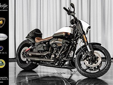 2017 Harley-Davidson CVO Breakout for sale 200918879