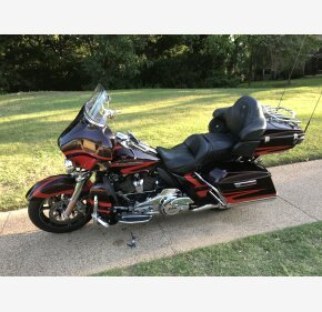 2017 Harley-Davidson CVO Limited for sale 200919821
