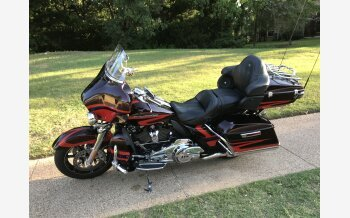 2017 Harley-Davidson CVO Limited for sale 200919821