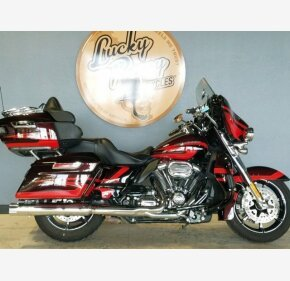 2017 Harley-Davidson CVO Limited for sale 200925250
