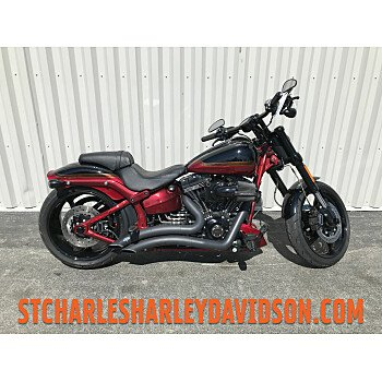 2017 Harley-Davidson CVO for sale 200926797