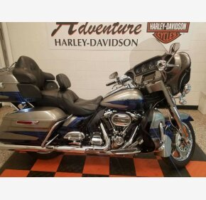 2017 Harley-Davidson CVO Limited for sale 200987470