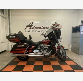 2017 Harley-Davidson CVO Limited for sale 201000968