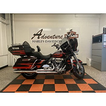 2017 Harley-Davidson CVO Limited for sale 201000968
