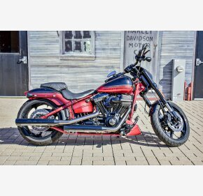 2017 Harley-Davidson CVO Breakout for sale 201006005
