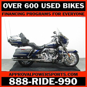 2017 Harley-Davidson CVO Limited for sale 201050369