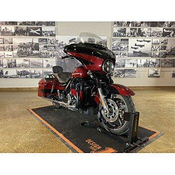 2017 Harley-Davidson CVO Street Glide for sale 201052387