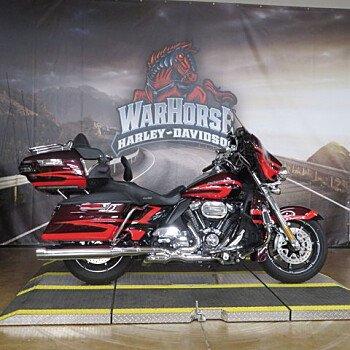 2017 Harley-Davidson CVO Limited for sale 201063635
