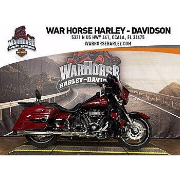 2017 Harley-Davidson CVO Street Glide for sale 201067432