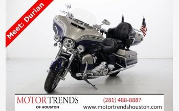 2017 Harley-Davidson CVO for sale 201077111