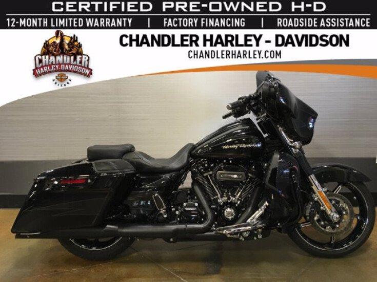 2017 Harley-Davidson CVO Street Glide for sale 201113878