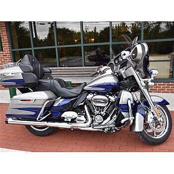 2017 Harley-Davidson CVO for sale 201151235