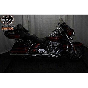 2017 Harley-Davidson CVO Limited for sale 201155206