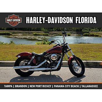 2017 Harley-Davidson Dyna Street Bob for sale 200523459