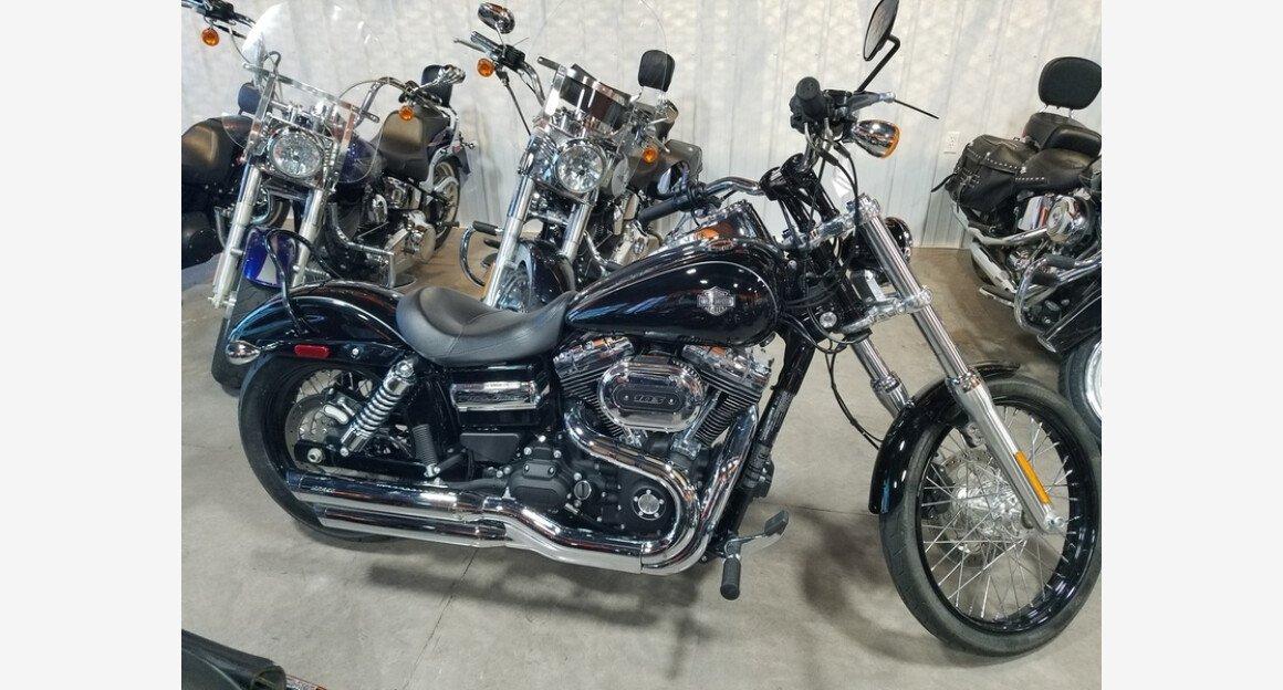 2017 Harley-Davidson Dyna for sale 200601343