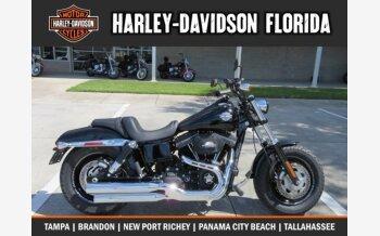 2017 Harley-Davidson Dyna Fat Bob for sale 200610631