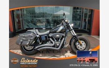 2017 Harley-Davidson Dyna Fat Bob for sale 200637849