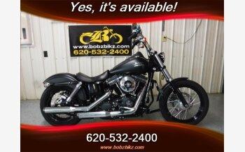 2017 Harley-Davidson Dyna Street Bob for sale 200660573